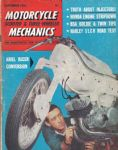 Motorcycle Mechanics - Motorcycle Magazine - September 1965 - M2500